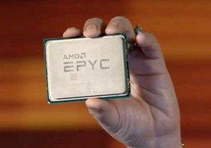 AMD удвоит долю на рынке серверных процессоров