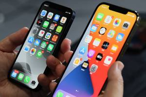Apple планирует 30-процентный рост производства iPhone в ближайшие полгода