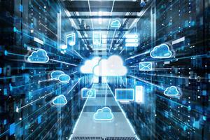 Рынок оборудования для облачных сред показал рост на 9,4%