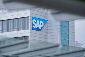 Выручка SAP просела на 6%