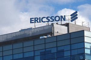 Продажи Ericsson выросли по итогам квартала и года
