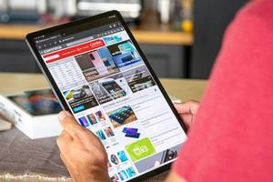 Рынок планшетов завершил 2020 год с выдающимися результатами