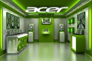 Январская выручка Acer побила восьмилетний максимум