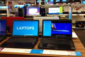 По итогам 2020 года рынок ноутбуков вырос на треть