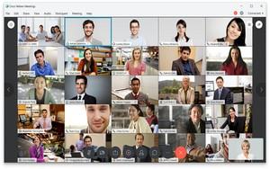 Cisco работает над технологией нового поколения для сервиса Webex