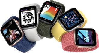 100 млн человек носят умные часы Apple Watch
