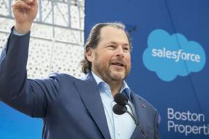 Salesforce отчиталась о росте выручки на 20%