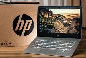 На ноутбуки пришлось 47% выручки HP Inc.