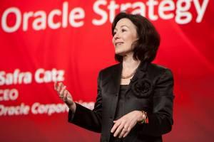 Oracle превращается в облачную компанию