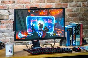 Рынок игровых мониторов вырос на 105%