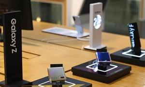 Объем рынка смартфонов в EMEA показал худшие результаты за шесть лет