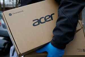 Acer: нехватка компонентов все сильнее давит на ПК-производителей