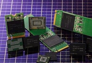 На мировом рынке NAND Flash зарегистрировано поквартальное снижение