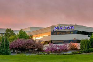 Micron повысила прогноз по выручке и прибыли
