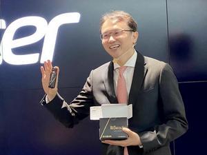 Выручка Acer в феврале выросла более чем на 80%