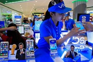 Аналитики отдали Apple лидерство на рынке смартфонов