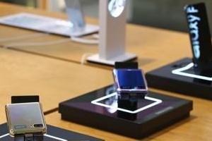 Samsung доминирует на рынке смартфонов со складными экранами