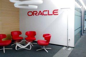 Чистая прибыль Oracle почти удвоилась