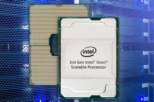 В России представлены процессоры Intel Xeon Scalable третьего поколения