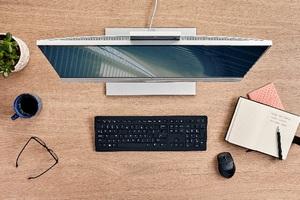HP представила моноблок EliteOne 800 для совместной работы в гибридных средах