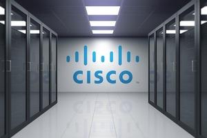 Выручка Cisco выросла на 7% после пяти кварталов спада