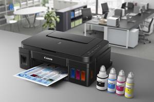 Рынок устройств печати растет три квартала подряд
