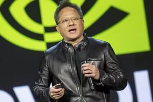 Nvidia обновила рекорд по выручке